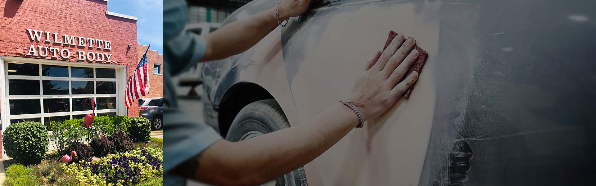 Collision Repair in Wilmette Illinois by Wilmette Auto Body