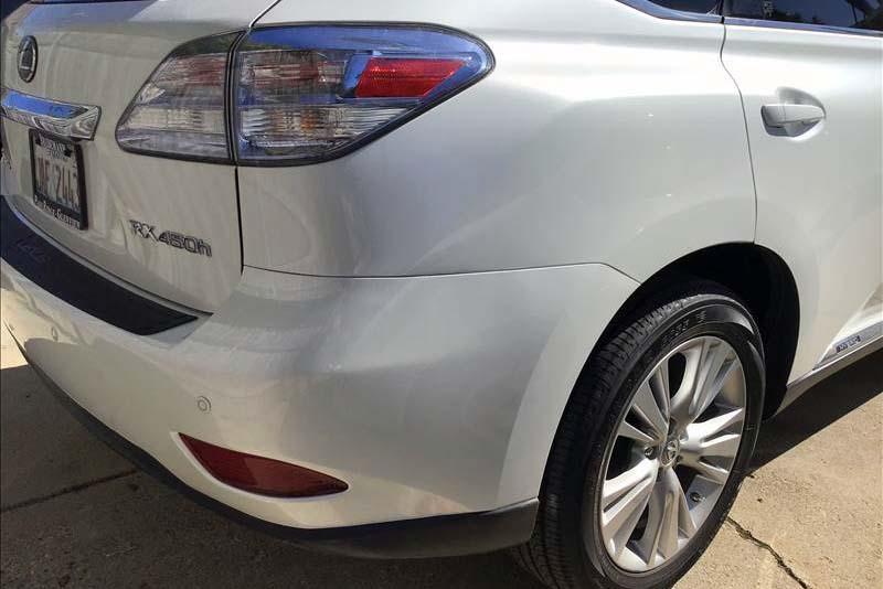 Wilmette Auto Body Collision Repair After Picture