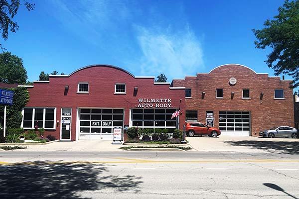 Wilmette Auto Body - Wilmette Illinois